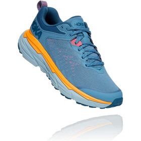 Hoka One One Challenger ATR 6 Running Shoes Women provincial blue/saffron